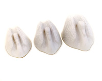 I-06-74 Three English Jelly Moulds