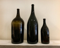 VII-05-95/1,2,3 French Vinegar Bottles for Trinquetaille
