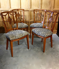 III-2732 Dutch Elm Chairs- View 1