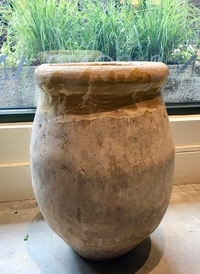 X-08-32 18th Century French Biot Jar