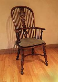 III-17-17 Highback Windsor Chair single view