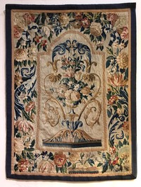 VIII-4164 French Beauvais Tapestry